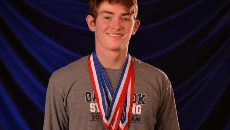 Oakbrook Prep's Bryce Glenn named Herald-Journal/GoUpstate Swimmer of the Year