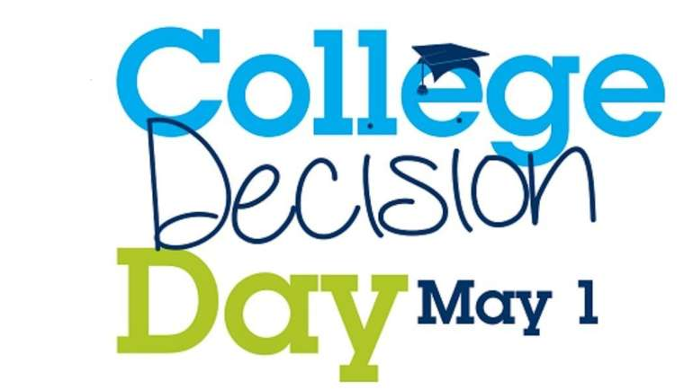 College Decision Day 2019
